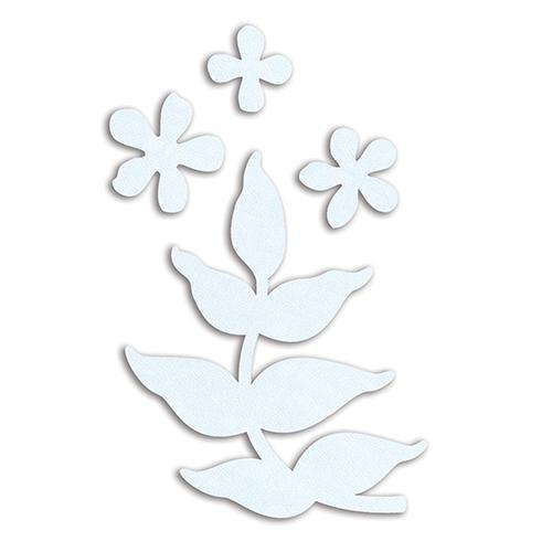Spellbinders Contour Die - Leaves