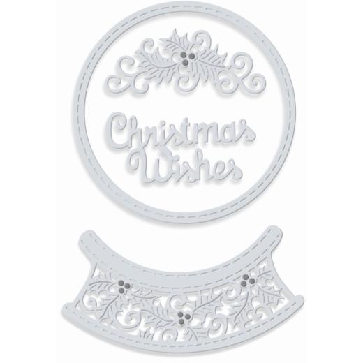 New Sweet Dixie  Metal Cutting Dies Mixed Sentiments
